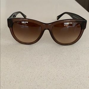 Coach Sunglasses New Never Been Worn